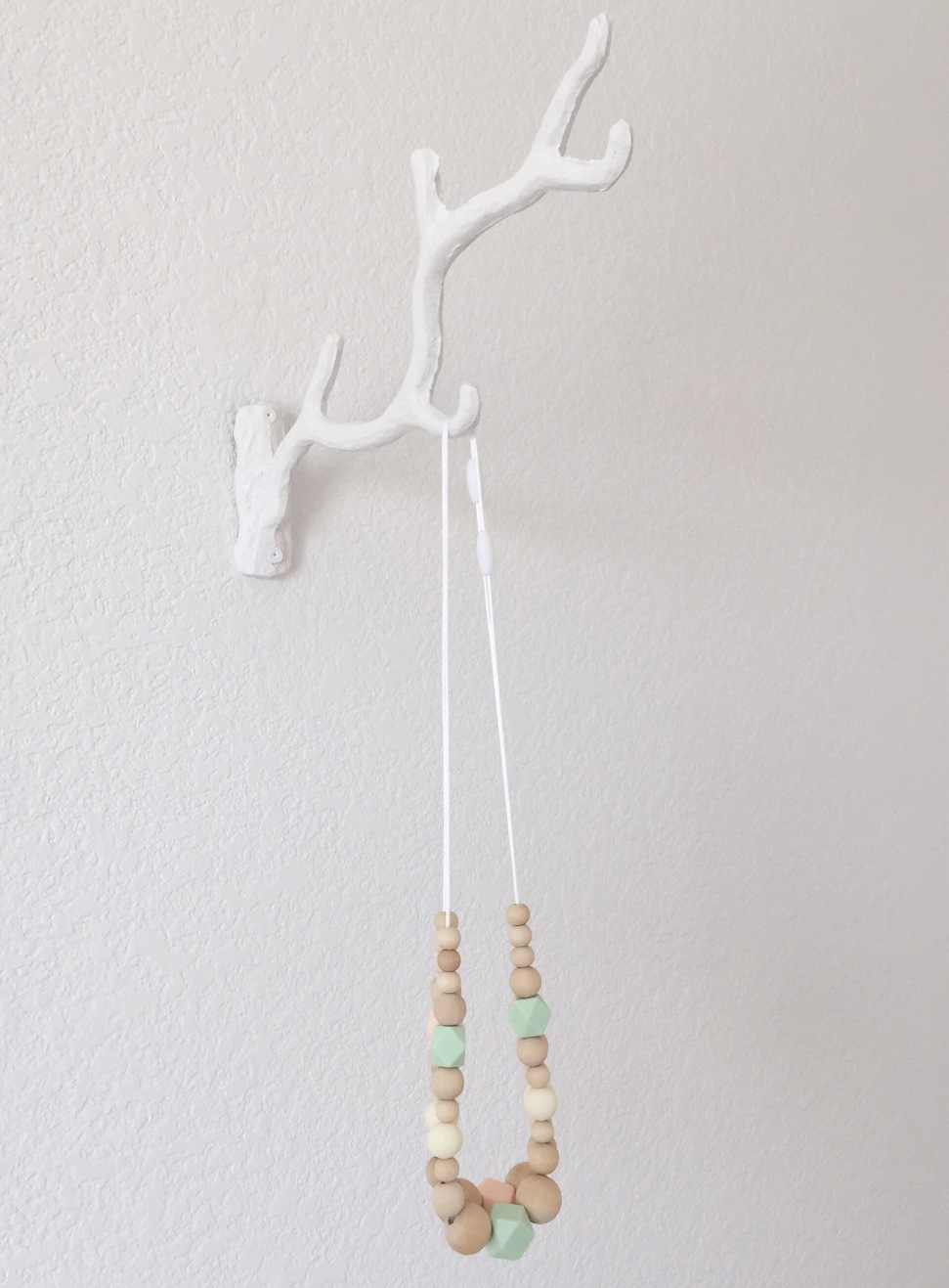 Teething Necklaces - The Vintage Blonde