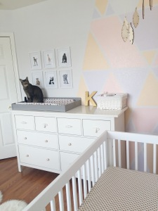 Nursery Reveal The Vintage Blonde